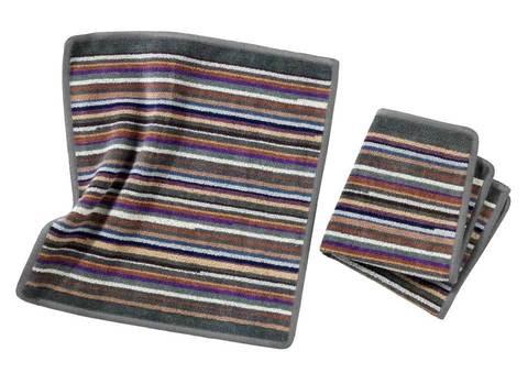 Элитная салфетка шенилловая Polo 215 schiefer от Feiler