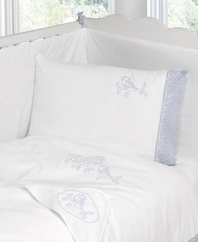 Детское постельное белье Bovi Синички