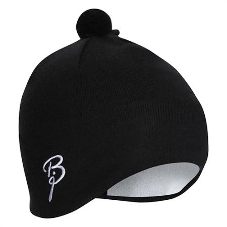 Шапка лыжная Bjorn Daehlie Hat Earprotector black