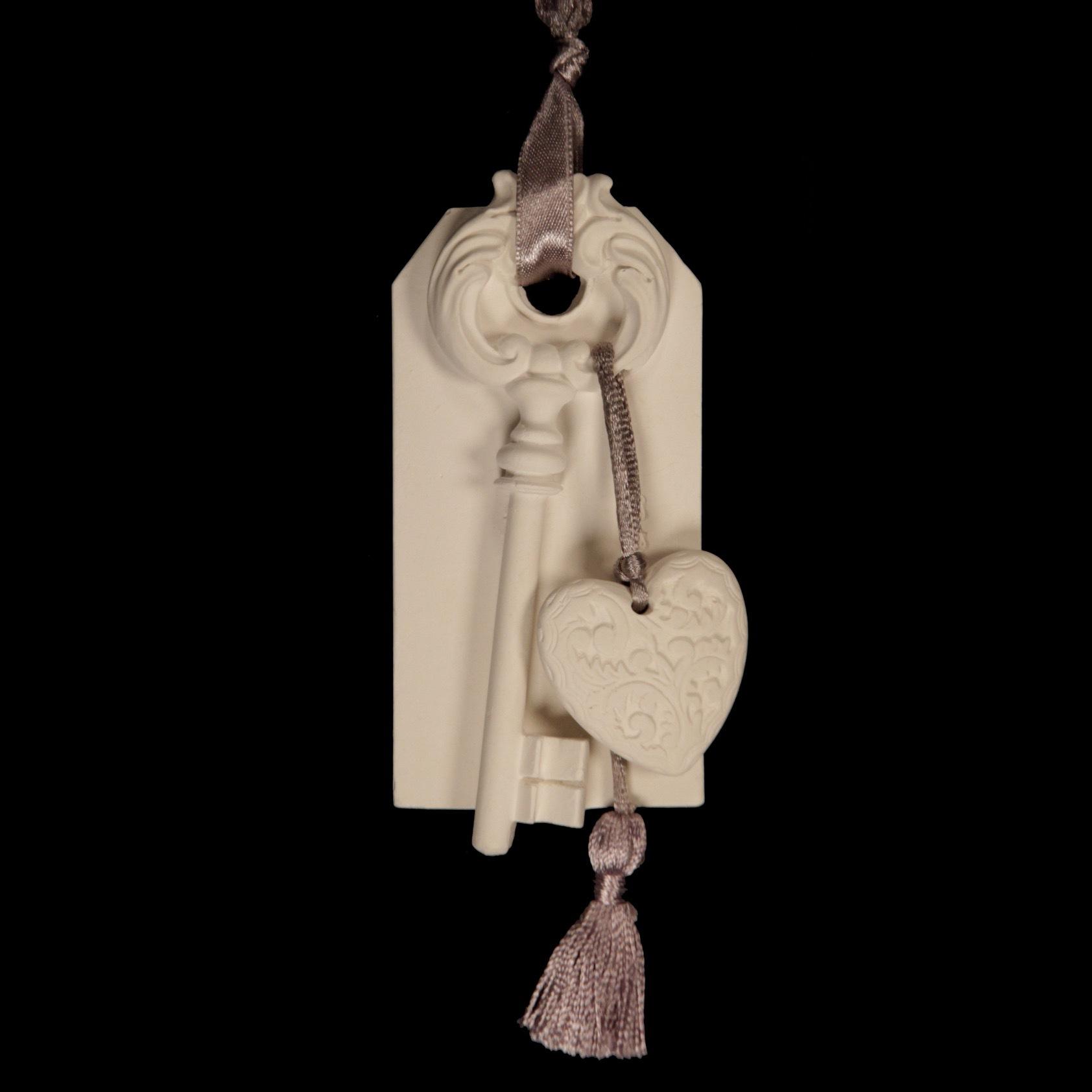 Керамическая подвеска - КЛЮЧИ