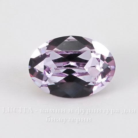 4120 Ювелирные стразы Сваровски Violet (14х10 мм) ()
