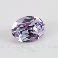 4120 Ювелирные стразы Сваровски Violet (14х10 мм)