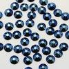 2028/2058 Стразы Сваровски горячей фиксации Crystal Metallic Blue  ss12 (3-3,2 мм), 10 штук