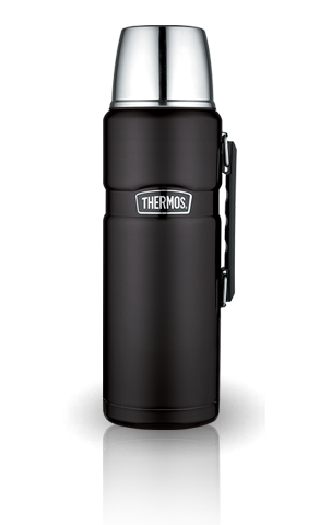 Термос Thermos King SK2020  (2 литра) черный