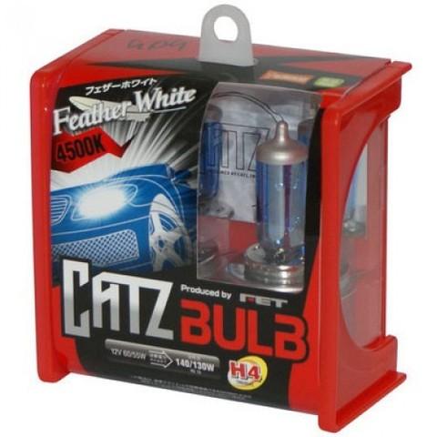 Газонаполненные лампы CATZ H4 NB404 (4500К)