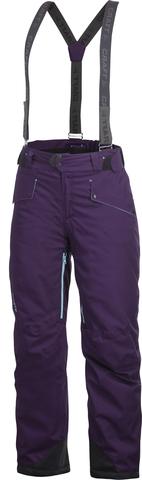 Брюки Craft Warm женские фиолетовые