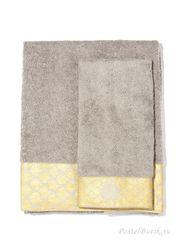Набор полотенец 2 шт Roberto Cavalli Gold серый