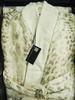 Элитный халат-кимоно двойной Jaguar бежевый от Roberto Cavalli