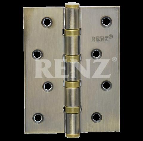 Фурнитура - Навес универсальный без колпачка Renz 100-4BB FH, цвет бронза античная