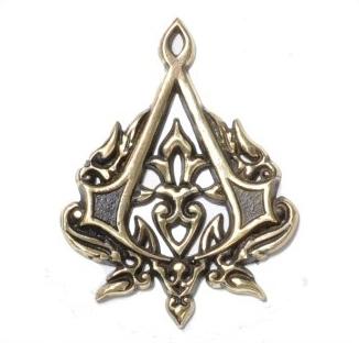 Кулон Assassin's Creed