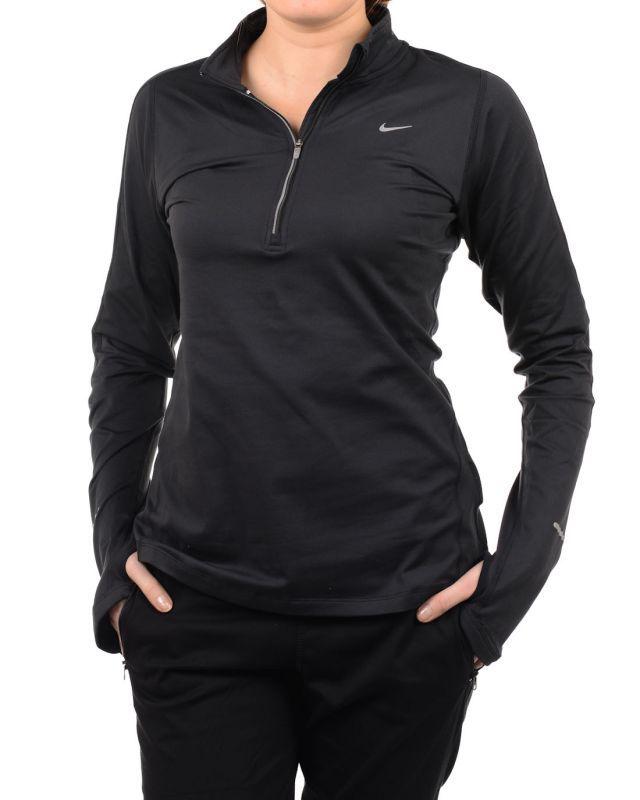 Футболка Nike Element H/Z (W) /Рубашка беговая