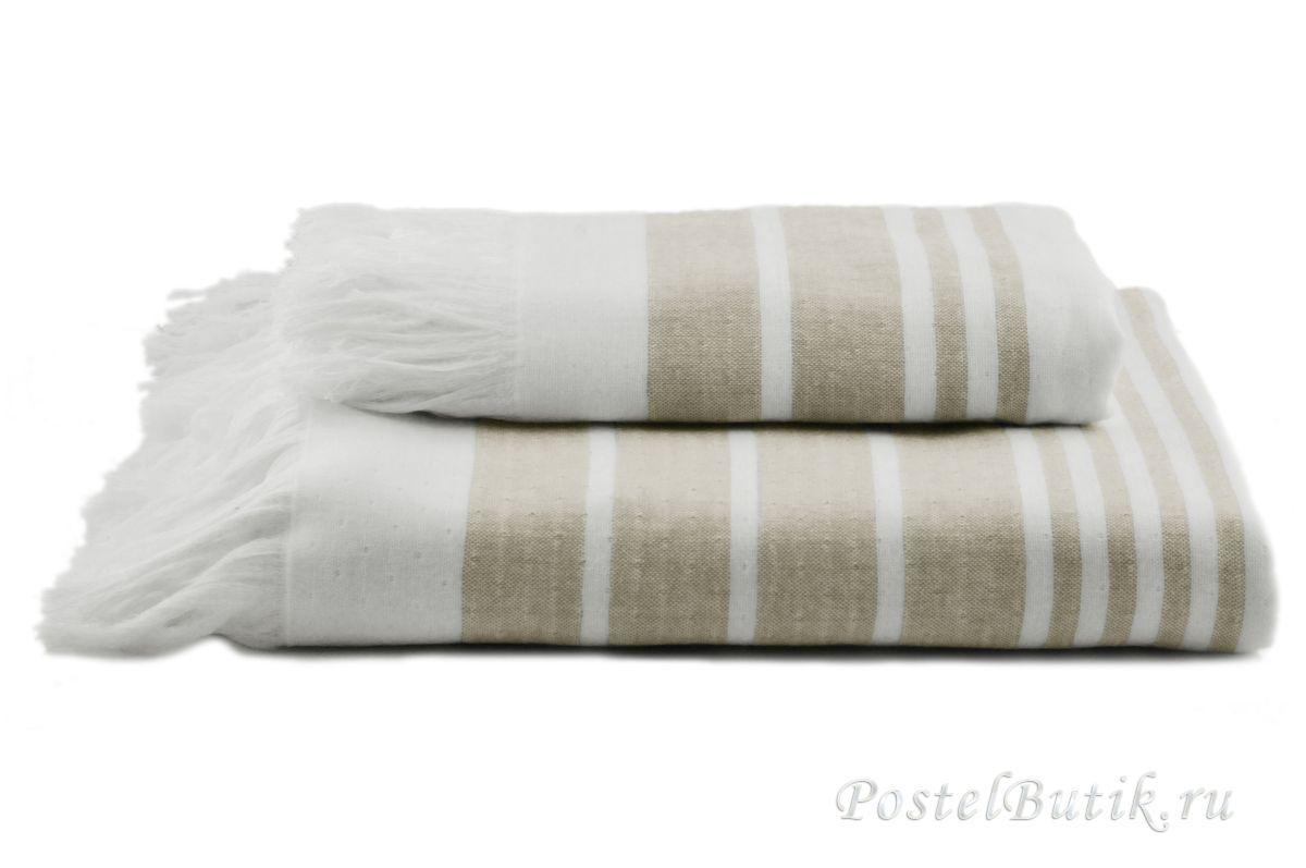 Полотенца Полотенце 50x100 Hamam Marine Towel дымчатое elitnoe-polotentse-hlopkovoe-marine-towe-beliy-dimchatiy-ot-hamam-turtsiya.jpg