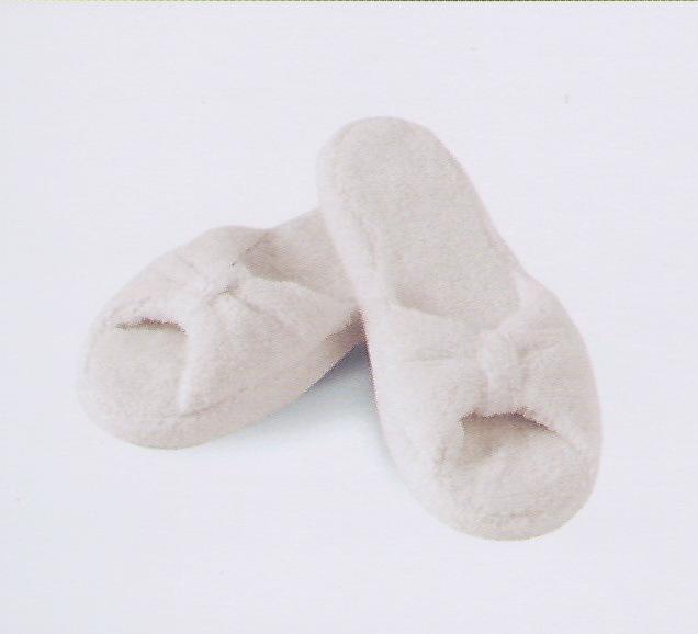 Домашние тапочки женские Hamam Pera белые