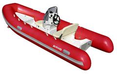 Лодка с жестким дном BRIG F450L