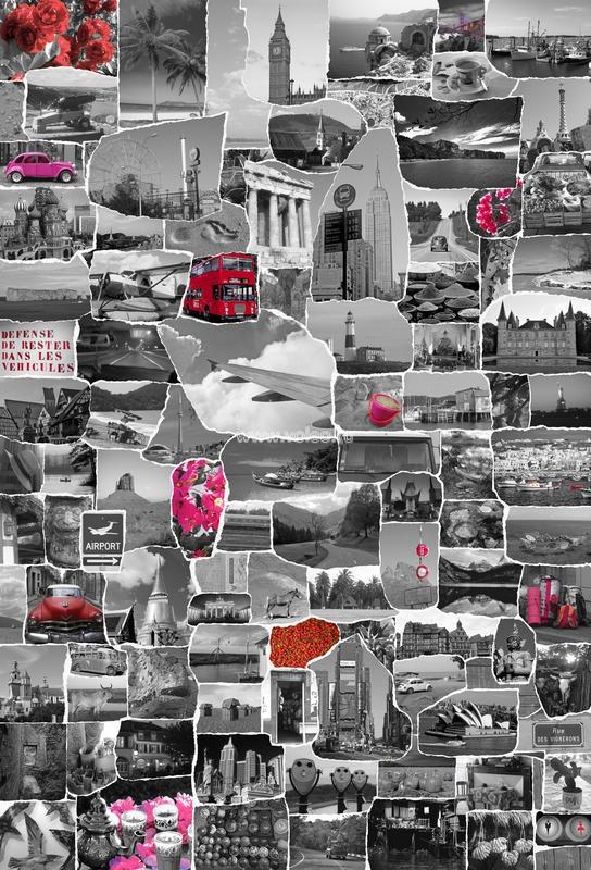 Фотообои (панно) Mr. Perswall Destinations P112301-4, интернет магазин Волео