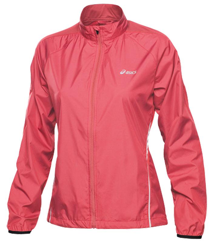 Ветровка женская Asics Woven Jacket pink