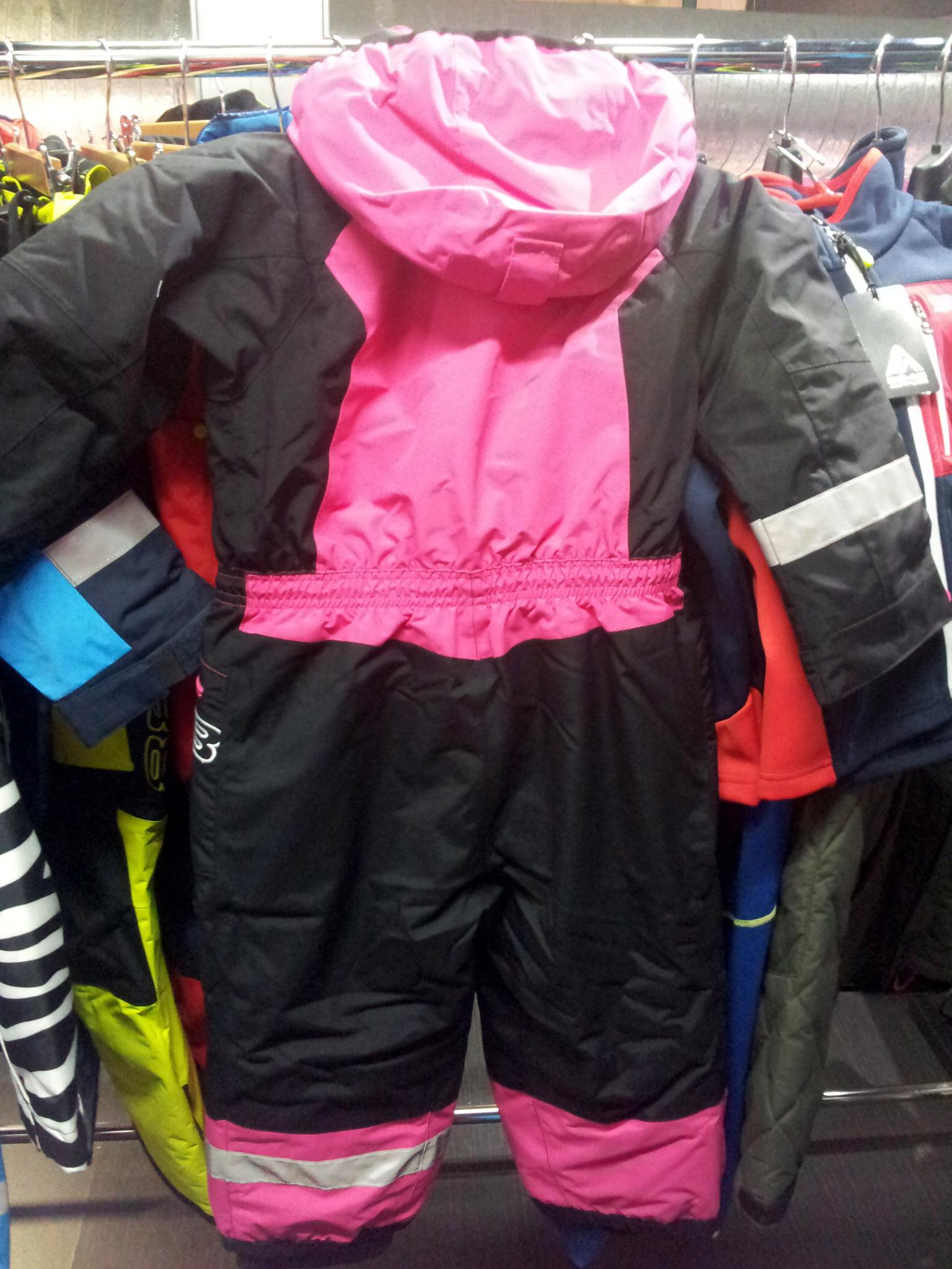 Комбинезон 8848 Altitude Monte Dore Suit Cerise детский