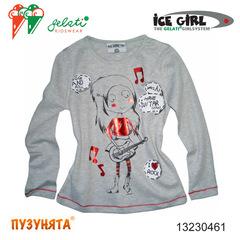 Лонгслив 13230461 greymelange