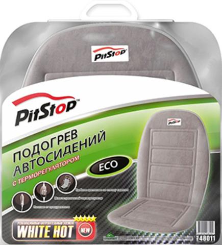 Накидка с подогревом PitStop Eco (с регулятором нагрева)