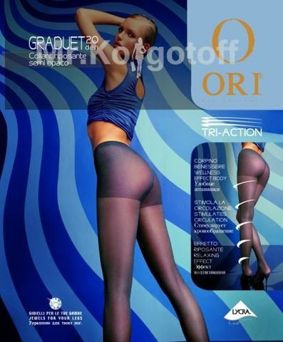 Колготки Ori Graduet 20