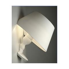 бра Titanic настенный светильник белый