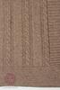 Плед 150х200 Luxberry Imperio 196 ореховый