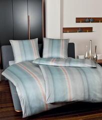 Постельное белье 1.5 спальное Janine Messina 4749 sternblau-silber-koralle