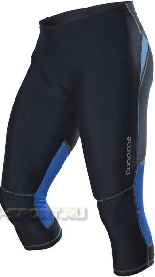 Женские капри Noname Capri o-tights 11 черно-синие (NNS0000626)