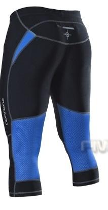 Женские капри Noname Capri o-tights 11 черно-синие (NNS0000626) фото