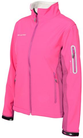 Лыжная утепленная куртка Mormaii Fucsia/Wild Aster женская