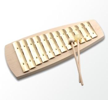 Металлофон диатонический 12 тонов  (Auris)