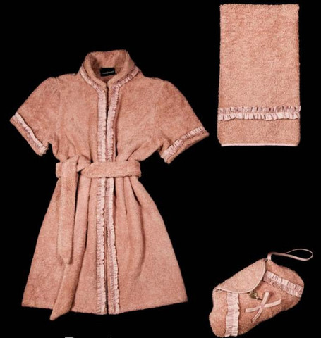 Элитный халат махровый Diva Jacket от Cesare Paciotti