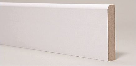 William Howard плинтус из МДФ Rounded 1 Edge 9mm rad R1E-241544, интернет магазин Волео