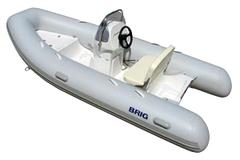 Лодка с жестким дном BRIG F400GL