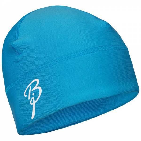 Шапка лыжная Bjorn Daehlie Hat Polyknit blue