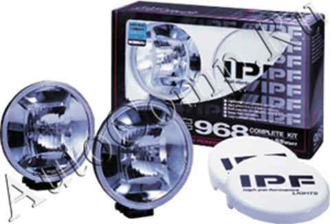 Дополнительные фары IPF S-9681 (золотистый)