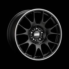 Диск колесный BBS CH 10x19 5x120 ET20 CB82.0 satin black