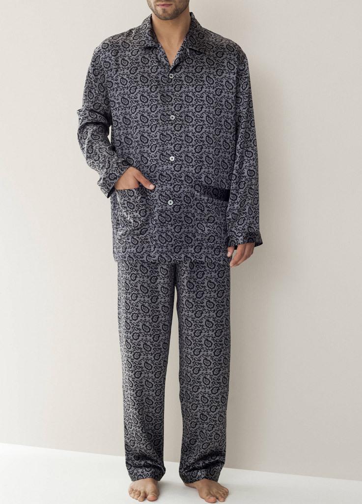 Шелковая мужская пижама класса люкс Zimmerli (Домашние костюмы и пижамы)