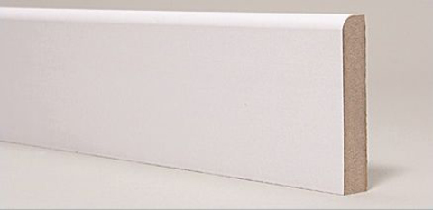 William Howard плинтус из МДФ Rounded 1 Edge 9mm rad R1E-2418119, интернет магазин Волео