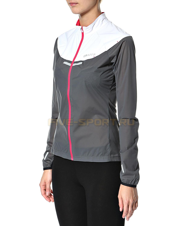 Куртка беговая женская Craft Elite Run Light
