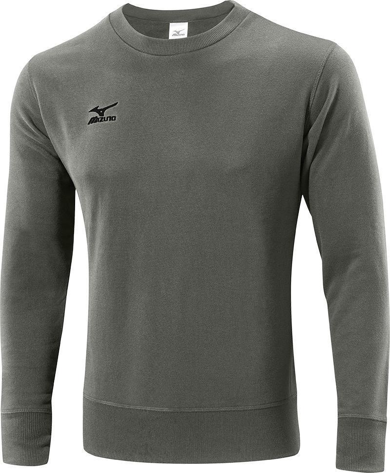 Мужская толстовка Mizuno Sweat 501 grey (K2EC4501 05)