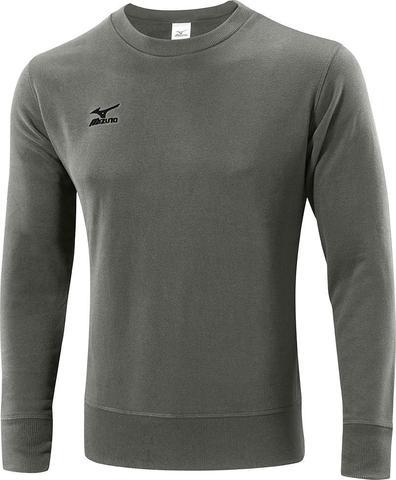 Толстовка Mizuno Sweat 501 мужская grey