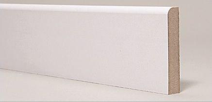 William Howard плинтус из МДФ Rounded 1 Edge 9mm rad R1E-241844, интернет магазин Волео