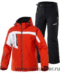 Горнолыжный костюм 8848 Altitude Coy Orange Inca Black детский