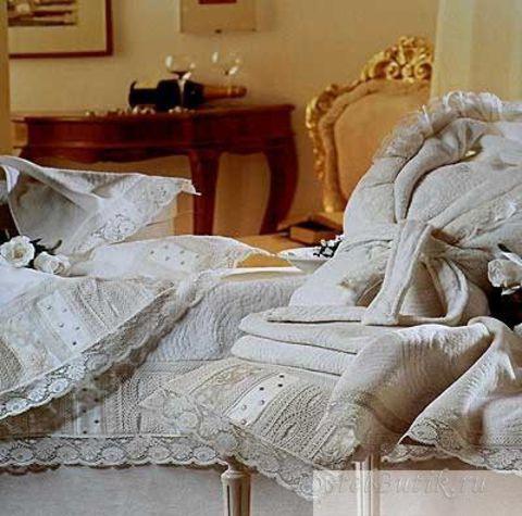 Полотенце 100х150 Lady Laura Patchwork ваниль