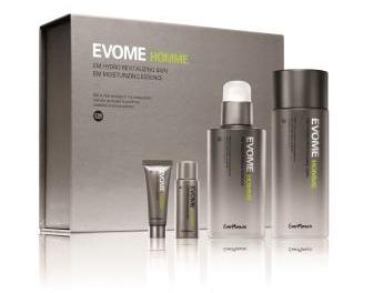Подарочный набор для мужчин Evome Homme