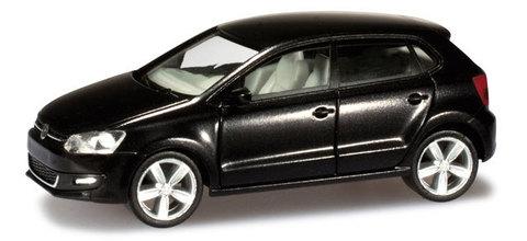 Herpa 034210-002 Легковой автомобиль VW Polo 4 двери, НО