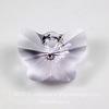 6754 Подвеска Сваровски Бабочка Violet (18 мм)