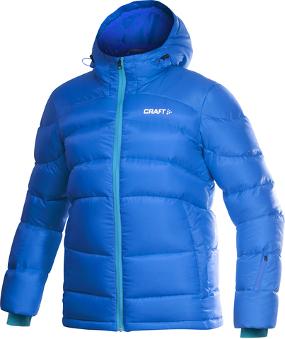 Куртка Craft Alpine Down Blue мужская - 1901759-2336