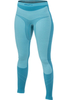 Женское термобелье рейтузы Craft Warm blue (1901635-2318)